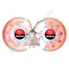 Кулер для видеокарты Thermaltake DuOrb CL-G0102 с тепловыми трубками (медный) - Благовещенск