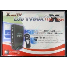 Внешний TV tuner KWorld V-Stream Xpert TV LCD TV BOX VS-TV1531R (Благовещенск)