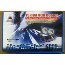 Кулер для видео-карты GlacialTech NorthPole 1000 (Благовещенск)