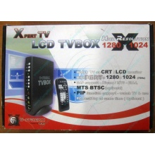 Внешний TV tuner KWorld V-Stream Xpert TV LCD TV BOX VS-TV1531R (без БП!) - Благовещенск