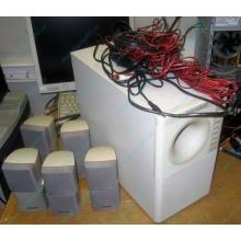 Компьютерная акустика Microlab 5.1 X4 (210 ватт) в Благовещенске, акустическая система для компьютера Microlab 5.1 X4 (Благовещенск)