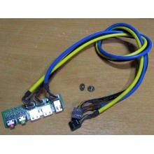 Панель передних разъемов (audio в Благовещенске, USB в Благовещенске, FireWire) для корпуса Chieftec (Благовещенск)