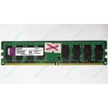 ГЛЮЧНАЯ/НЕРАБОЧАЯ память 2Gb DDR2 Kingston KVR800D2N6/2G pc2-6400 1.8V  (Благовещенск)