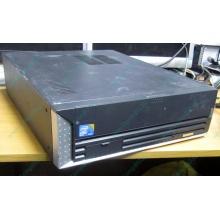 Лежачий четырехядерный компьютер Intel Core 2 Quad Q8400 (4x2.66GHz) /2Gb DDR3 /250Gb /ATX 250W Slim Desktop (Благовещенск)