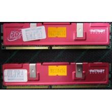 Память 512Mb (2x256Mb) DDR-1 533MHz Patriot PEP2563200+XBL (Благовещенск)
