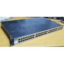 Управляемый коммутатор D-link DES-1210-52 48 port 10/100Mbit + 4 port 1Gbit + 2 port SFP металлический корпус (Благовещенск)