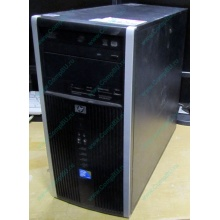 Б/У компьютер HP Compaq 6000 MT (Intel Core 2 Duo E7500 (2x2.93GHz) /4Gb DDR3 /320Gb /ATX 320W) - Благовещенск
