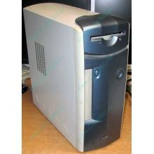 Маленький компактный компьютер Intel Core i3 2100 /4Gb DDR3 /250Gb /ATX 240W microtower (Благовещенск)