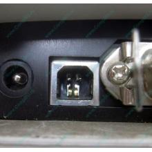 Термопринтер Zebra TLP 2844 (выломан USB разъём в Благовещенске, COM и LPT на месте; без БП!) - Благовещенск
