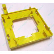 Жёлтый держатель-фиксатор HP 279681-001 для крепления CPU socket 604 к радиатору (Благовещенск)