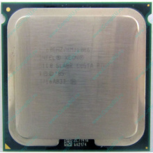Процессор Intel Xeon 5110 (2x1.6GHz /4096kb /1066MHz) SLABR s.771 (Благовещенск)