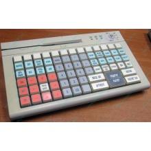 POS-клавиатура HENG YU S78A PS/2 белая (без кабеля!) - Благовещенск