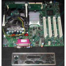 Комплект: плата Intel D845GLAD с процессором Intel Pentium-4 1.8GHz s.478 и памятью 512Mb DDR1 Б/У (Благовещенск)