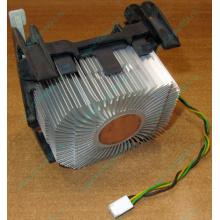 Кулер для процессоров socket 478 с большим сердечником из меди Б/У (Благовещенск)