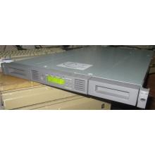 HP AH562A StorageWorks 1/8 Ultrium 920 G2 SAS Tape Autoloader LVLDC-0501 LTO-3 (Благовещенск)